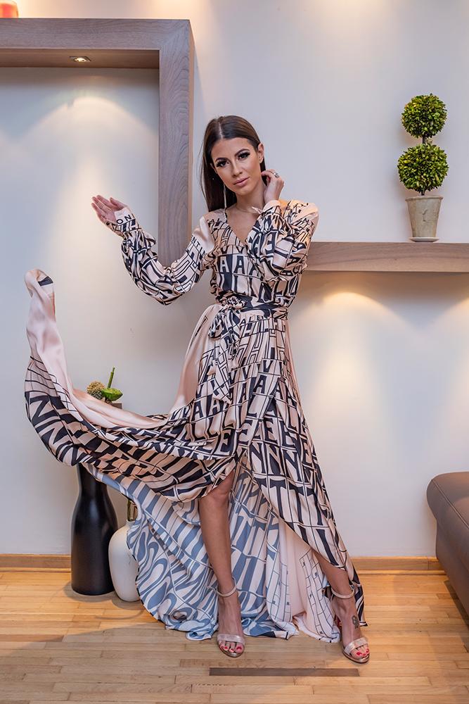 ženska Haljina 201907 Butik13